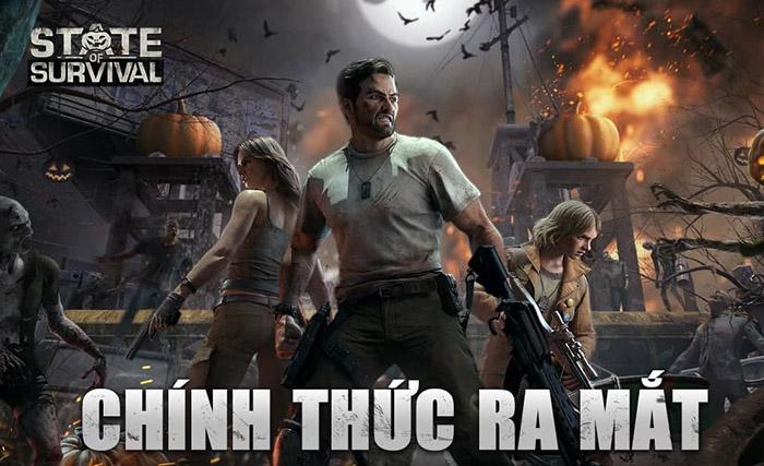 State of Survival – game sinh tồn zombie chính thức ra mắt