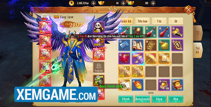 Phi Tiên Kiếm 3D | XEMGAME.COM