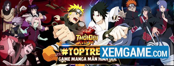 Thời Đại Ninja | XEMGAME.COM