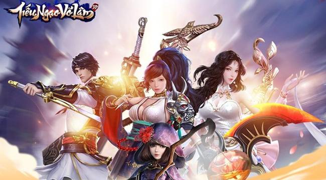 Tiếu Ngạo Võ Lâm – game kiếm hiệp dị giới xuất hiện lộ trình ra mắt