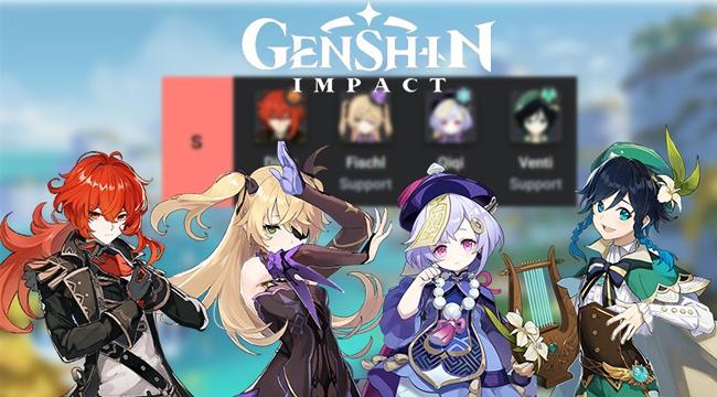 Genshin Impact: Hành trình chinh phục game thủ trong 3 tháng và đề cử  game mobile hay nhất năm 2020