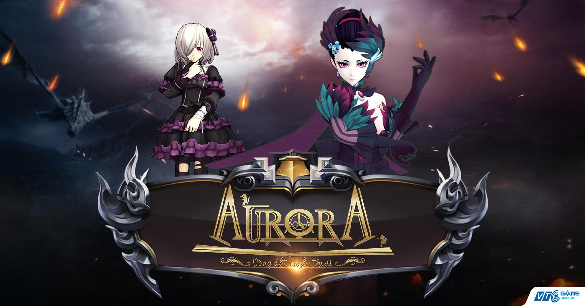 Aurora – Vùng Đất Huyền Thoại tuyệt phẩm làm chao đảo làng wibu Việt