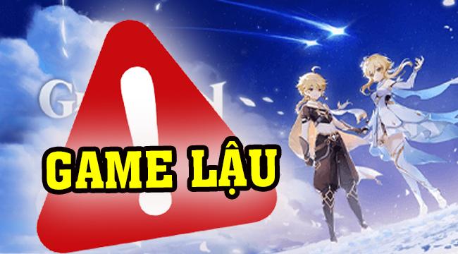 Genshin Impact có nguy cơ biến mất tại Việt Nam vì là GAME LẬU