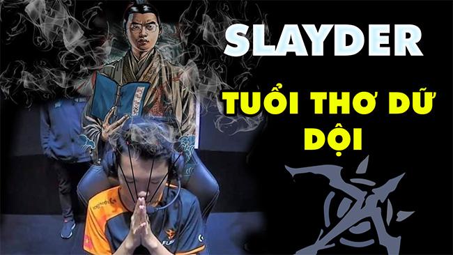 Câu chuyện về SLAYDER: Xạ Thủ Số 1 Việt Nam và Tuổi thơ dữ dội theo đúng nghĩa (phần 1)