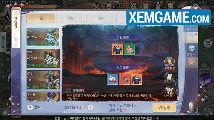 Xạ Điêu Tiền Truyện Gamota | XEMGAME.COM