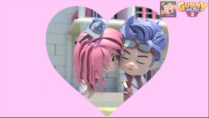 Gunny Mobi tung cinematic cặp đôi siêu dễ thương, gợi mở nhiều kỷ niệm
