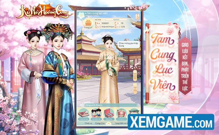 Kỳ Nữ Hoàng Cung   XEMGAME.COM