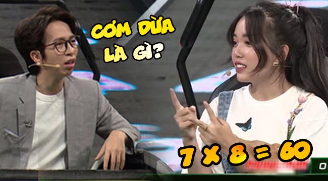 """Nổi tiếng học thức cao, streamer Việt vẫn bị chỉ trích """"thiếu kiến thức"""" trên gameshow"""
