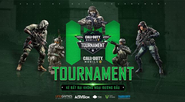 17:00 chiều nay – 4/12 sẽ khởi tranh Bán kết Call of Duty Mobile Tournament