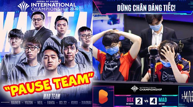 Liên Quân Mobile: Fan Thái Lan bắt tay với Fan Việt, tổng tấn công MAD Team vì lối chơi gian lận tại AIC 2020
