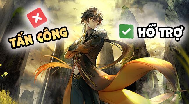 Genshin Impact: Zhongli bị tẩy chay vì quá phế phẩm, MiHoYo vội vàng lên tiếng xin lỗi