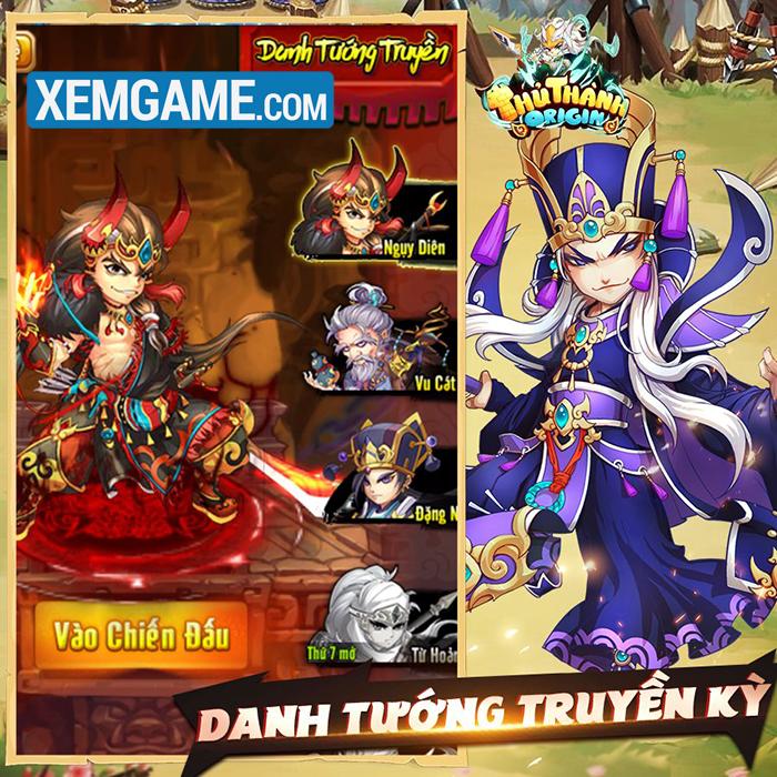 Thủ Thành Origin | XEMGAME.COM