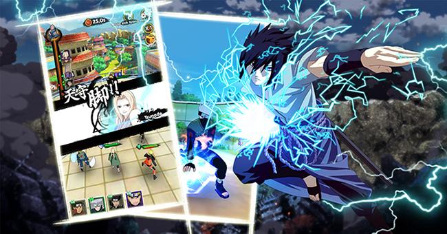 Tặng 500 giftcode Thời Đại Ninja nhân ngày game ra mắt