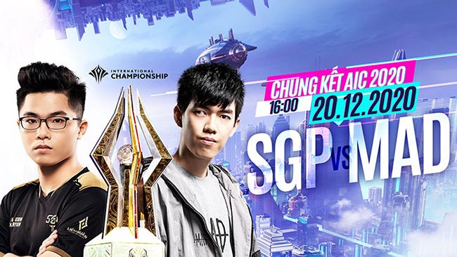 Saigon Phantom vào chung kết AIC 2020, cơ hội giành 4.6 đồng tỷ tiền thưởng