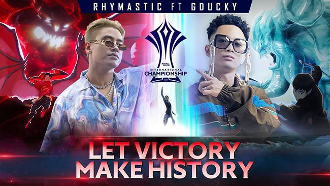 Rhymastic va GDucky trình diễn mở màn chung kết AIC 2020