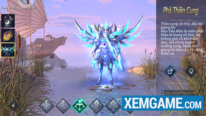 Con Đường Tơ Lụa Mobile | XEMGAME.COM