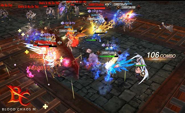 Blood Chaos M: bom tấn nhập vai Hàn Quốc sẽ được NPH SohaGame cho ra mắt game thủ Việt