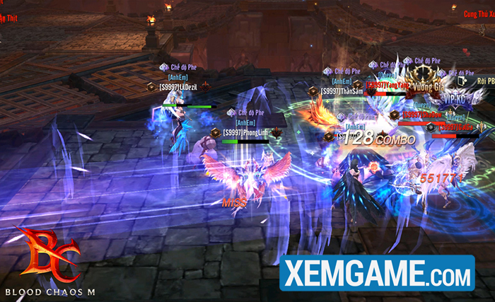 Blood Chaos M   XEMGAME.COM