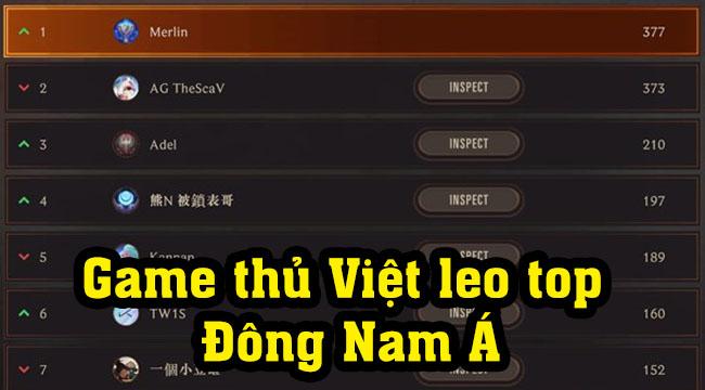 """Huyền Thoại Runeterra: Đã có game thủ Việt """"phá đảo"""" server ĐNÁ dù chỉ mới chơi có… 1 tháng"""