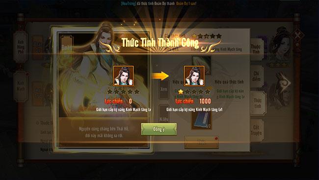 Tân Thiên Long Mobile: Nhân vật không thiếu cách đề thăng trong phiên bản mới Đào Hoa Ảnh Lạc