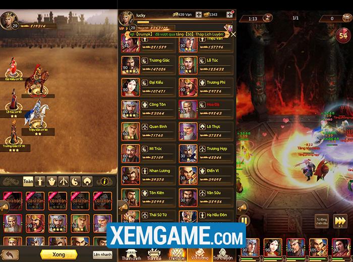 3Q AFK   XEMGAME.COM
