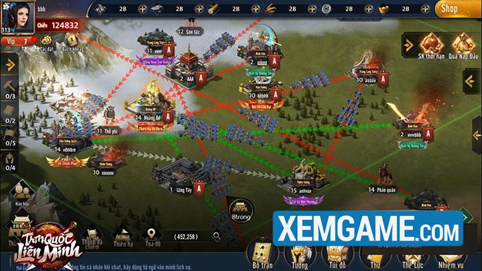 Tam Quốc Liên Minh SohaGame   XEMGAME.COM