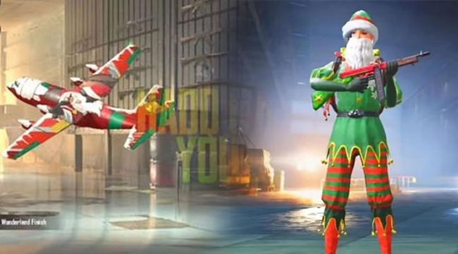 PUBG Mobile Lite: Hé lộ phần thưởng đậm chất Giáng Sinh của Season 20