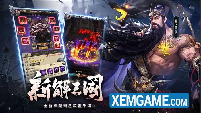 Thần Ma Tam Quốc Mobile - game thẻ tướng 3Q màn hình dọc chuẩn bị xuất kích Việt Nam