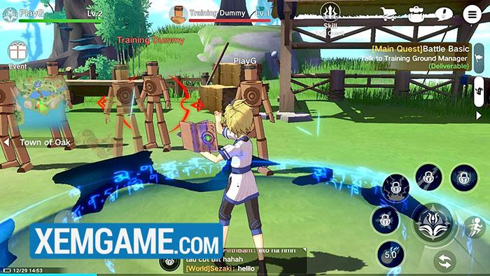 """The Legend of Neverland - Genshin Impact """"bản thay thế"""" đang thử nghiệm"""