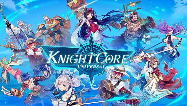 Knightcore Universal – thu thập hội hiệp sĩ và cùng chiến đấu trong thế giới giả tưởng