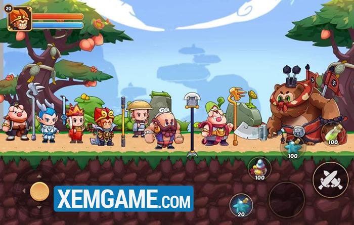 Tây Du Ký Online   XEMGAME.COM