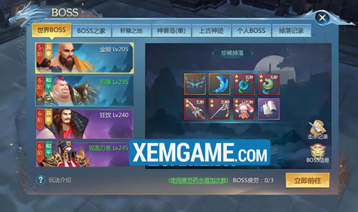Võ Lâm Kỳ Hiệp Gamota   XEMGAME.COM
