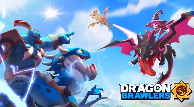 Trải nghiệm Dragon Brawlers – MOBA luyện rồng vui nhộn dùng để giải trí