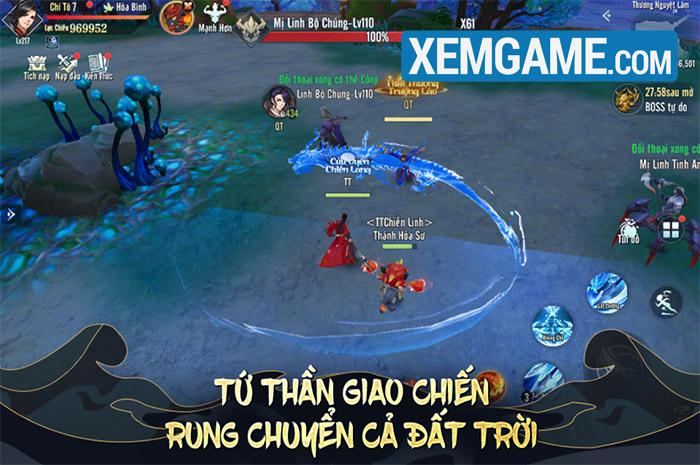 Huyễn Kiếm 3D | XEMGAME.COM