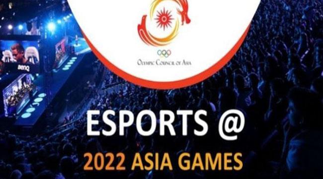 Esports tranh tài tại Asiad 2022: Khởi động thập kỷ mới cho Esports