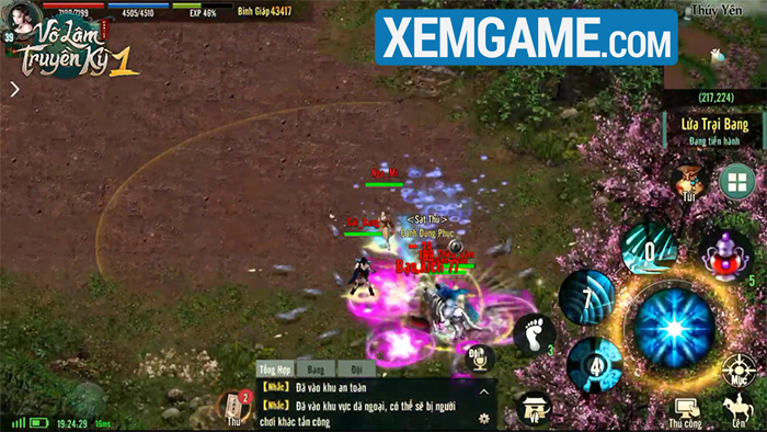 VLTK 1 Mobile | XEMGAME.COM
