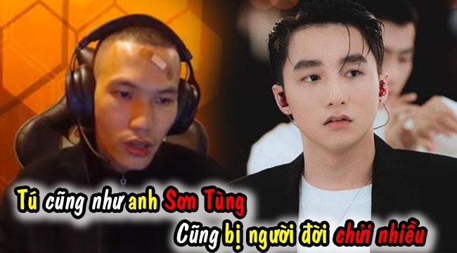 """Sena so sánh mình như Sơn Tùng M-TP: """"Lời chửi giúp mình trưởng thành hơn"""""""