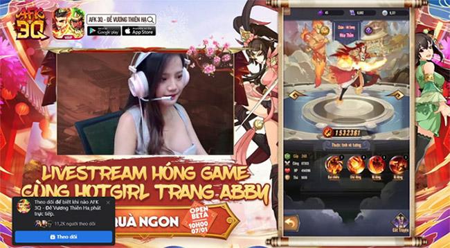 AFK 3Q – Đế Vương Thiên Hạ là câu trả lời cho game thủ FA muốn kiếm gấu trong dịp năm mới
