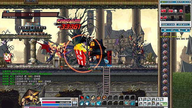 GranAge: Game đấu võ đài màn hình ngang đang gây sốt với đồ họa dễ thương vô cùng