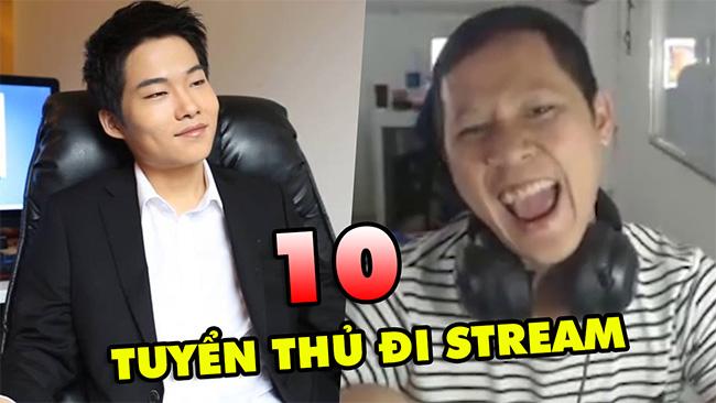 TOP 10 game thủ LMHT chuyển hướng sang lĩnh vực streamer thành công nhất: Thầy Giáo Ba, Dopa…