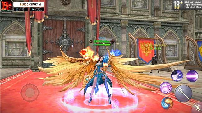 Blood Chaos M SohaGame ra mắt ngày 20/1, cho tải game trước