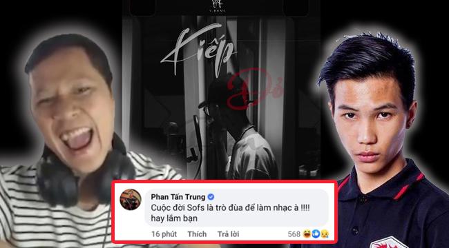 Thầy Ba trầm ngâm, liên tục thở dài khi reaction bài Rap Kiếp Đỏ Đen về Tú Sena
