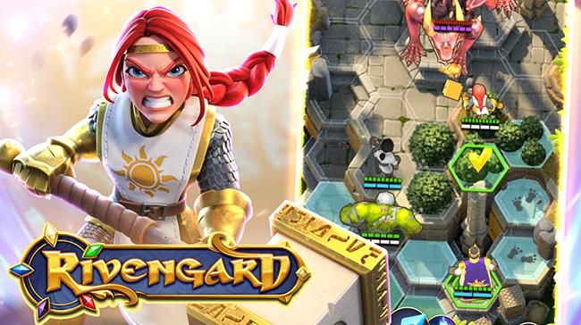 Rivengard – game có chiều sâu chiến thuật gợi nhớ nhiều đến Heroes 3