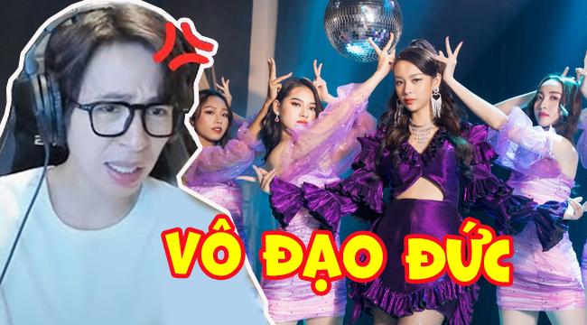 """ViruSs lên án MV thảm hoạ của Phí Phương Anh: """"Không có đạo đức và tôn trọng người nghe"""""""