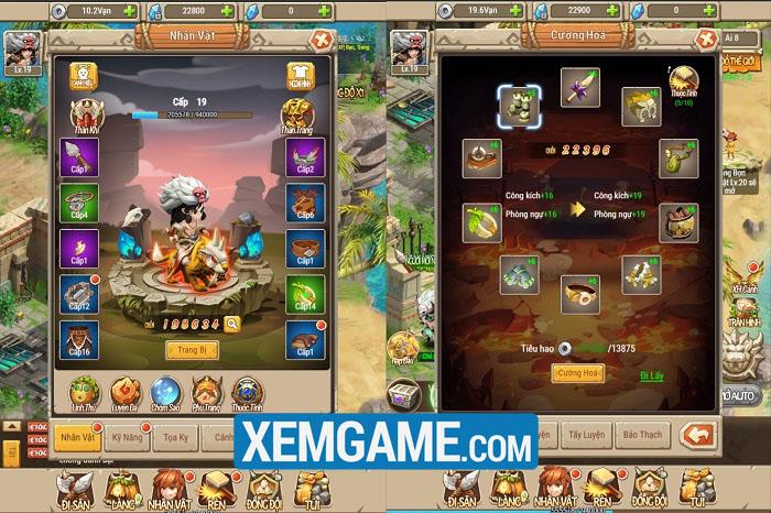 Đảo Quái Thú   XEMGAME.COM