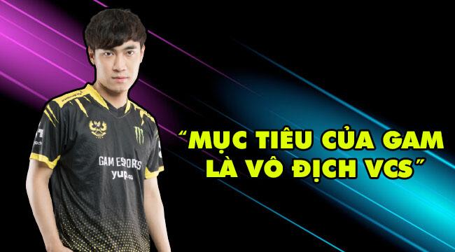 """Levi: """"GAM là ứng viên hàng đầu cho chức vô địch VCS mùa Xuân 2021"""""""