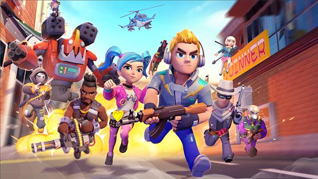 Street Boss: Shootout – game bắn súng đi cảnh đầy thú vị