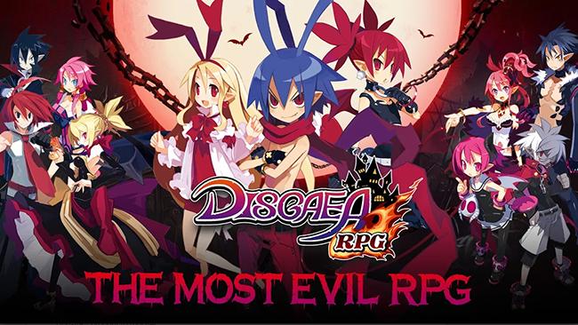 Disgaea RPG – game chiến thuật dựa trên series Disgaea mở đăng ký trước