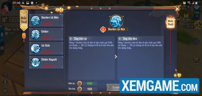 Thiếu Niên Nhẫn Giả | XEMGAME.COM