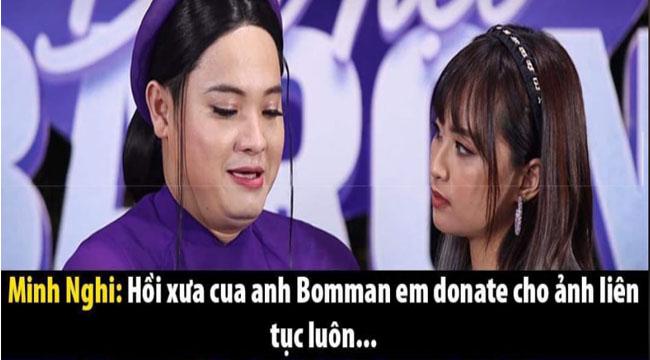 """Minh Nghi và Bomman phát """"cẩu lương"""" trong Đại Tiệc Baron, ám chỉ sắp thành """"người một nhà"""""""